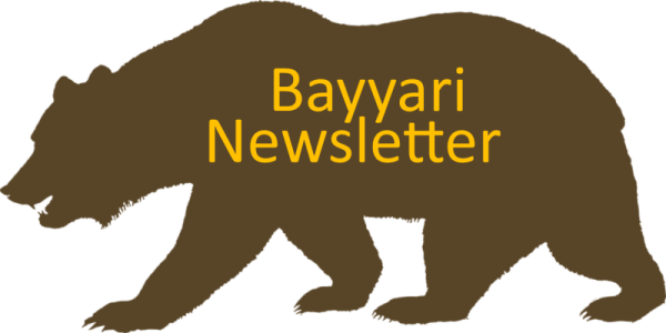 Bear Business, Issue 1, August 20, 2019