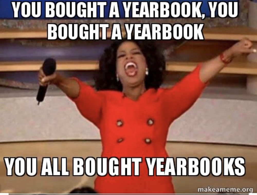 Order Your Yearbook Online Today!