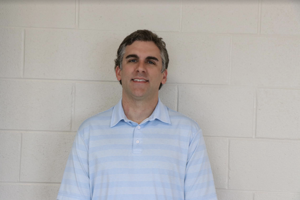 Jonathan Buchanan Named Assistant Principal at Southwest Junior High