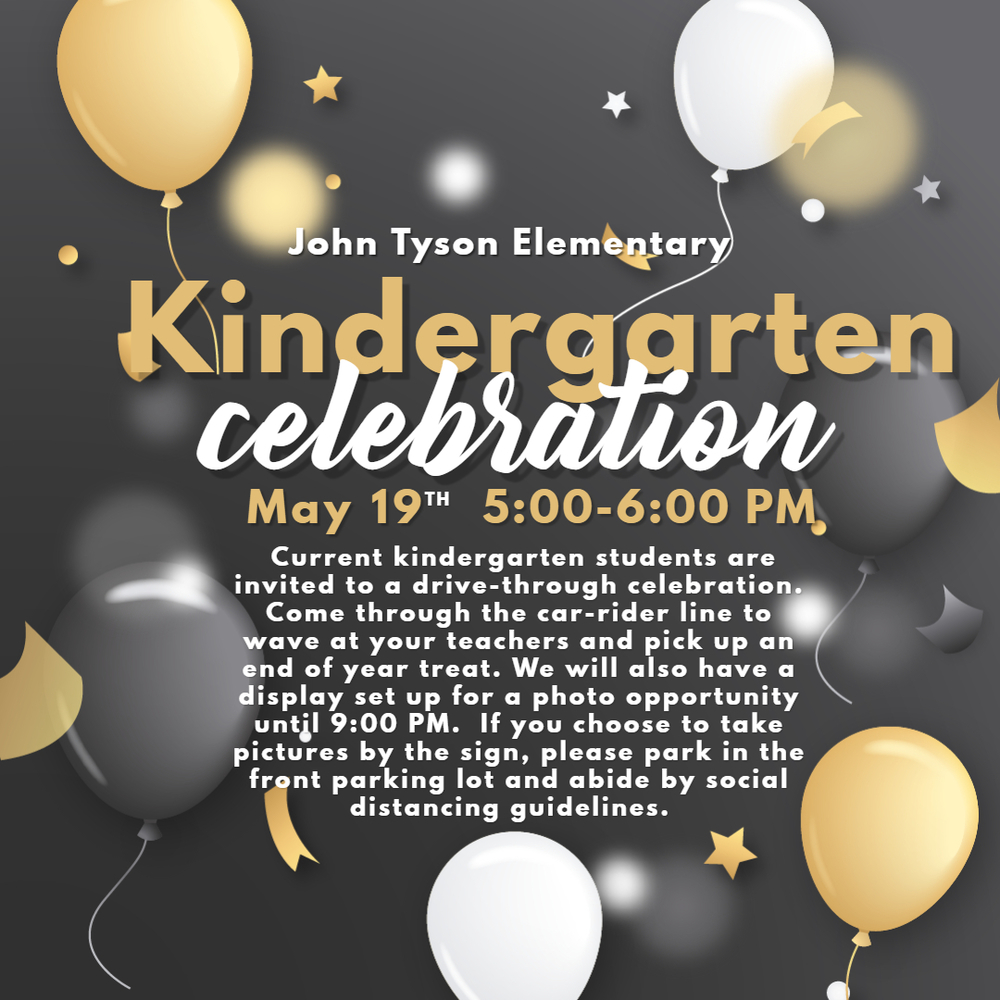 JTE - Kindergarten Celebration