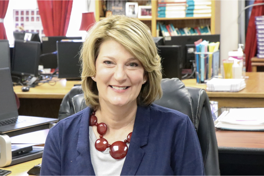 Kelley Williamson Leads District CTE Team