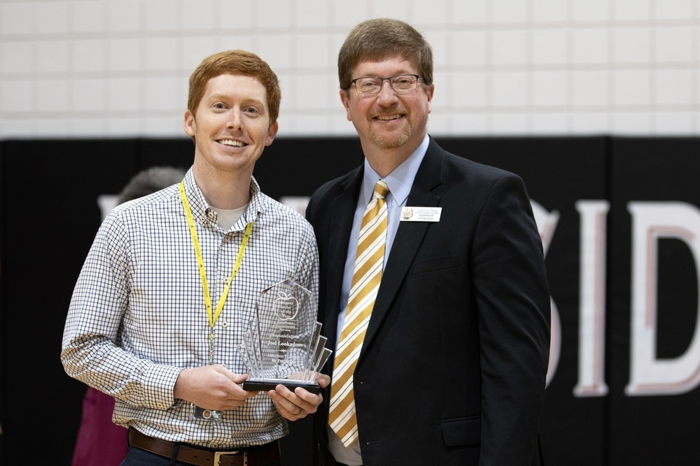 LOOKADOO NAMED ARKANSAS TEACHER OF THE YEAR