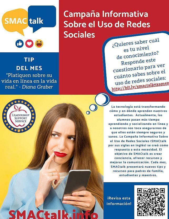 Social Media Awareness Campaign - Spanish