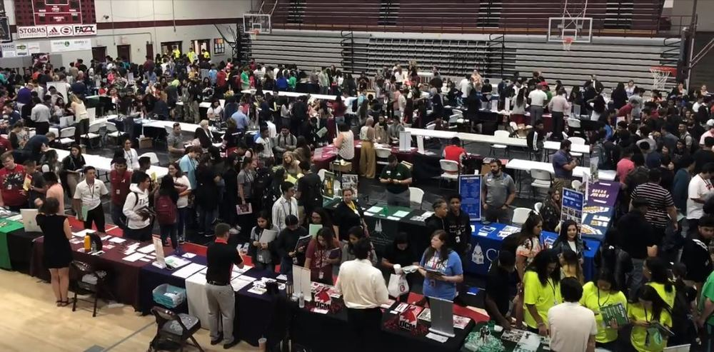 2019 SHS College Fair