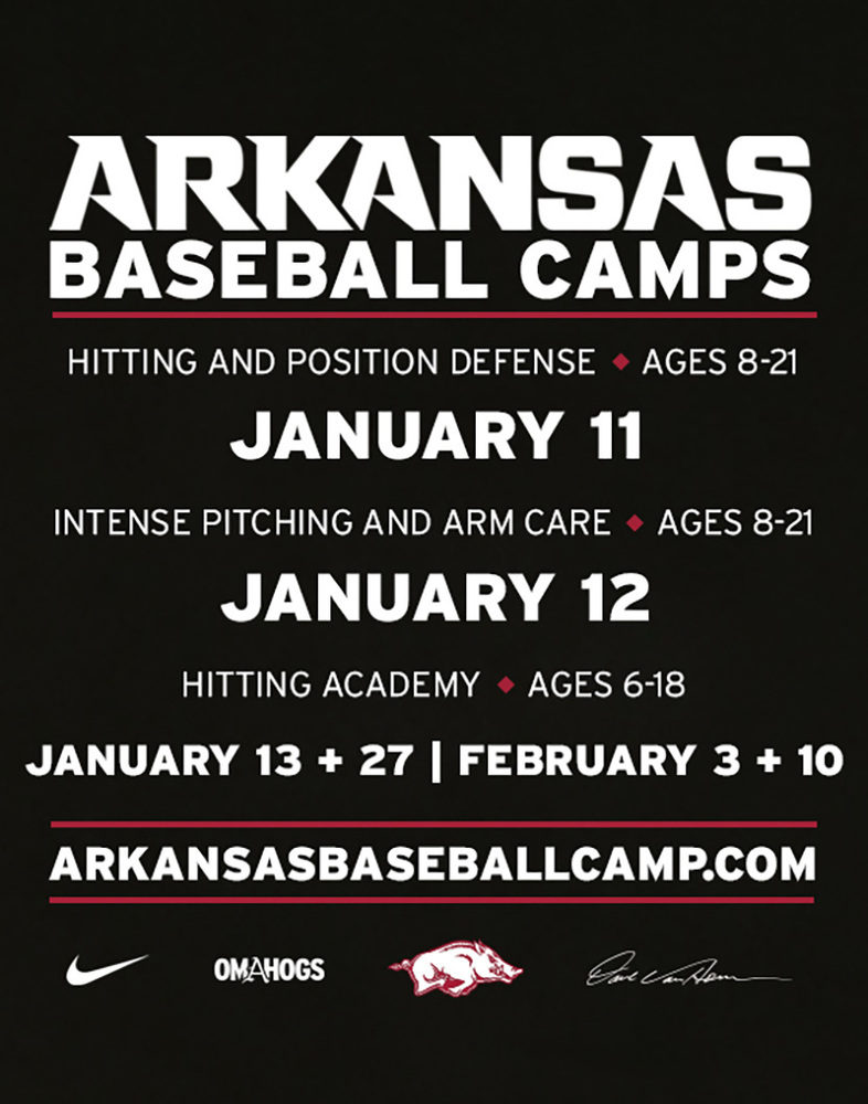 Arkansas Baseball Camp