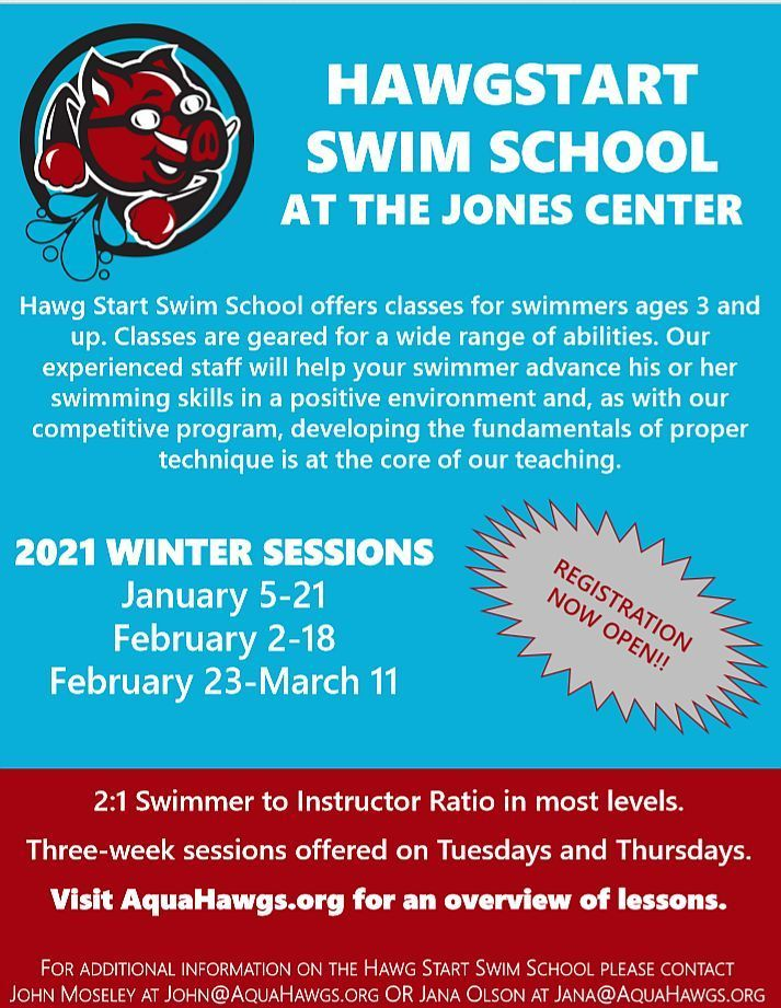 HAWGSTART SWIM SCHOOL