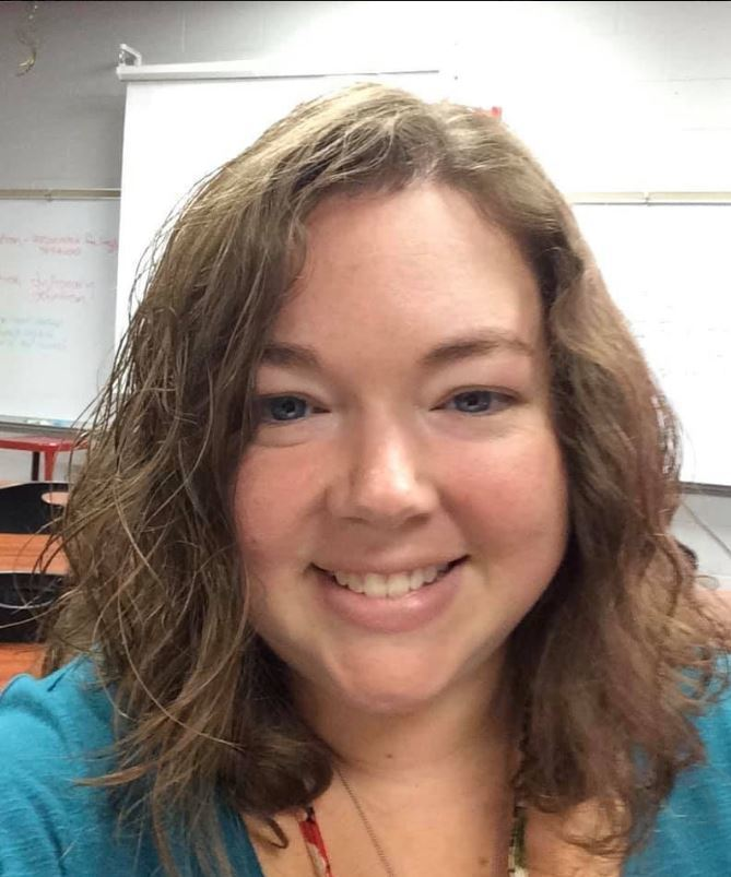 SHS Staff Feature - Kelli Caudle