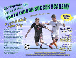 Youth Indoor Soccer Academy