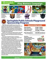 SPS Playground Sponsorship Program Pg.1