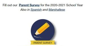 Parent & Family Engagement Survey 2020