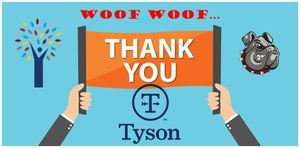 #SHShoutOut to Tyson Foods