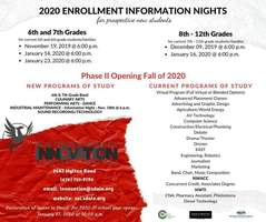 2020 Enrollment Information Nights