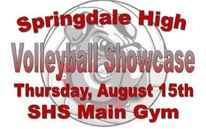 SHS Volleyball Showcase