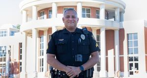 SHS Staff Feature - Cpl. John Scott