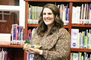 Cassie Marquette Named Assistant Principal at Monitor Elementary