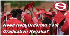 Need Help Ordering Your Graduation Regalia?