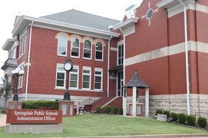 Springdale Public Schools Ranked #4 on Forbes List