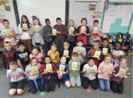 Sonora Teacher's Book Club Promotes Reading