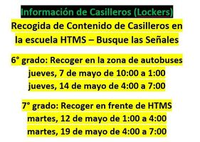 Locker Content Pick Up (Spanish)