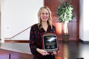 Chelsea Jennings Named Arkansas Secondary Assistant Principal of the Year