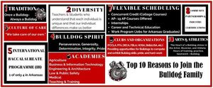 Top 10 Reasons to Join the Bulldog Family