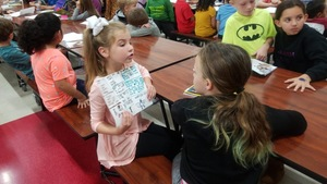 Second Grade Reading Celebration