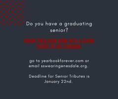 SHS Yearbook - Senior Tributes