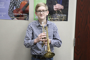 Hellstern Trumpet Player Advances to National Finals