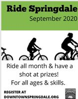 Ride Springdale Sept 2020