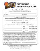 Spring Break Hoops Registration