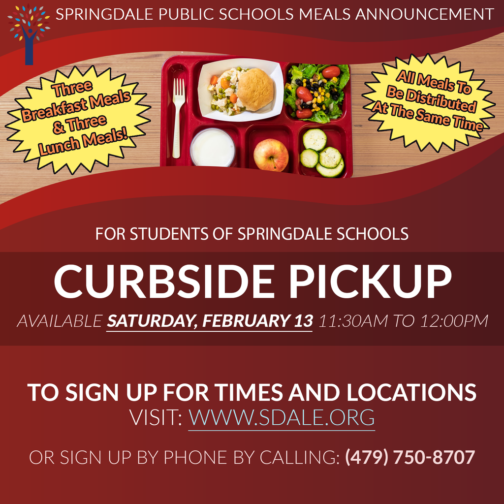 Curbside Pick up Information English