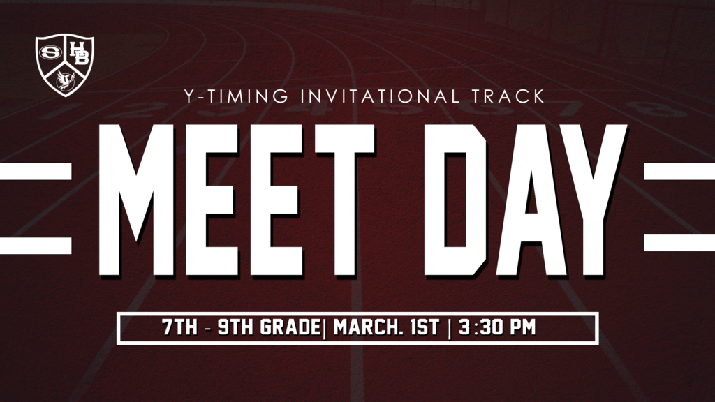 Track Meet Y Timing on March 1st