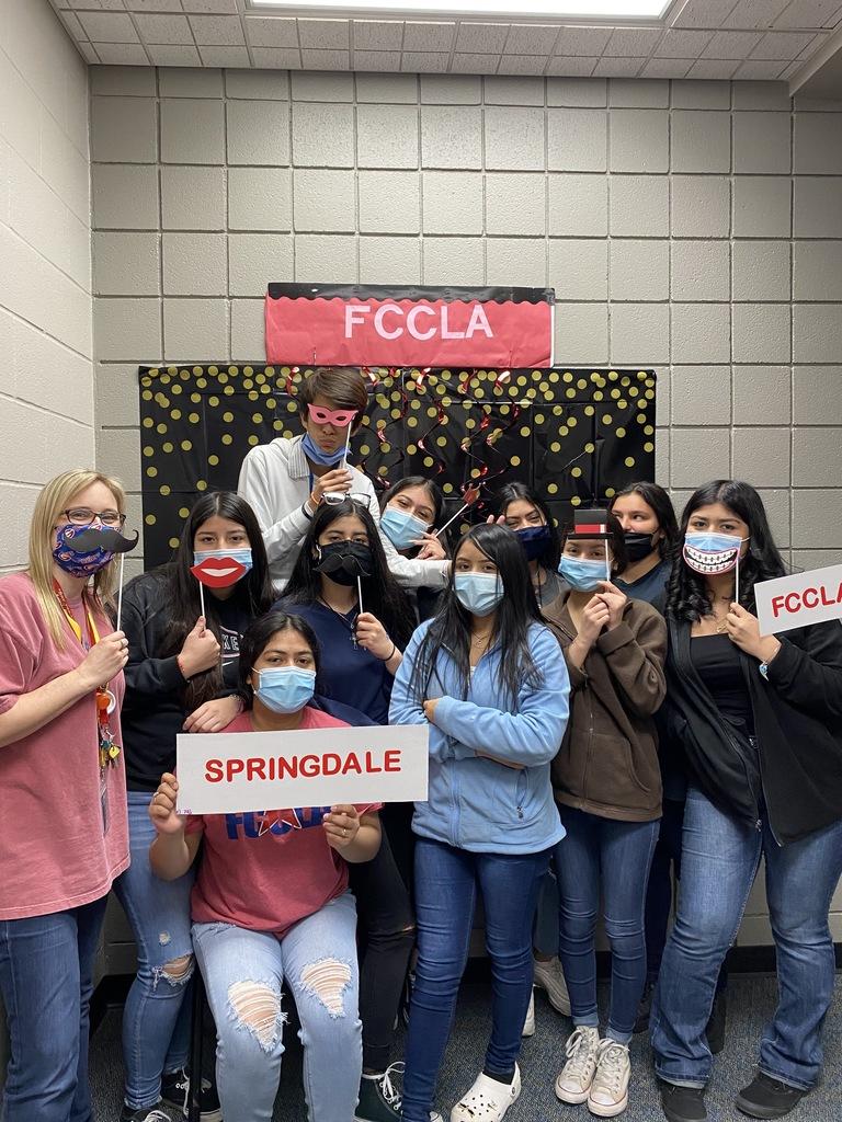 GJHS FCCLA Leadership Conference