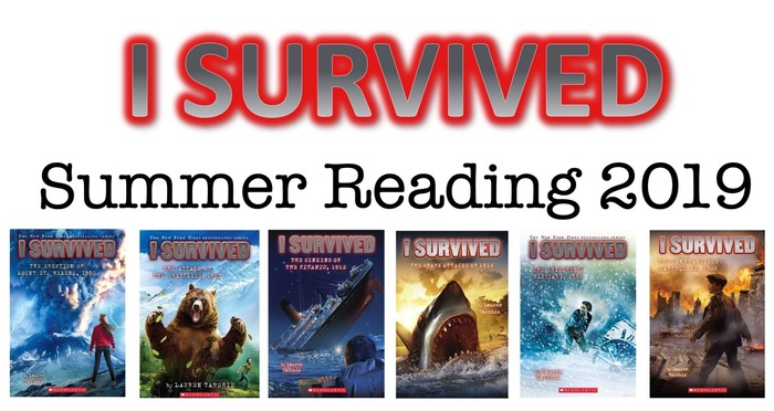 Summer Reading Library 2019