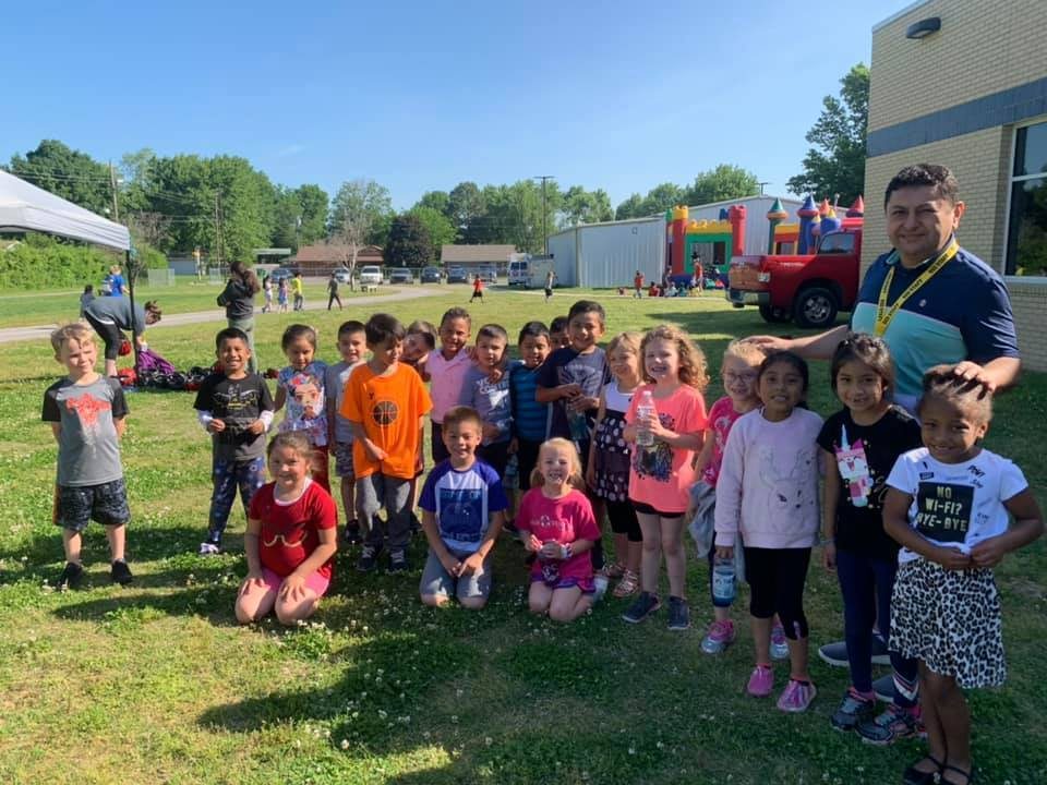 Elmdale Field Day