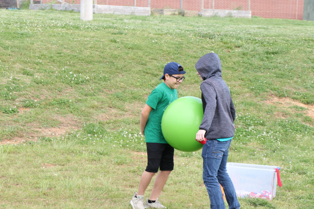 Sonora Middle School Field Day