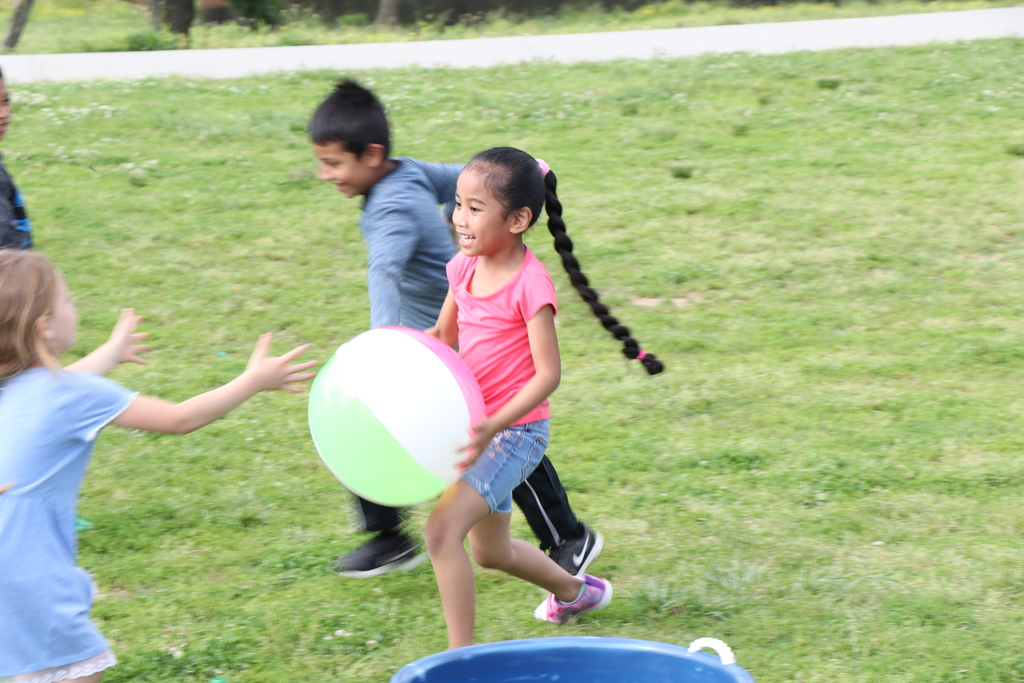 Sonora Elementary Field Day