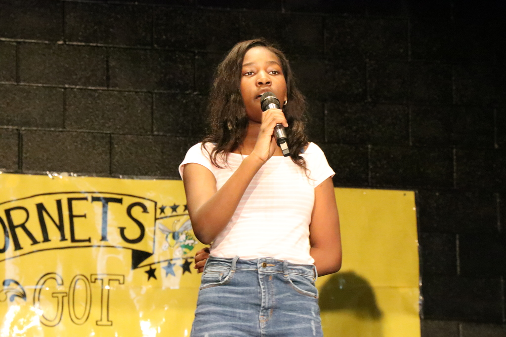 Tyson Middle School Talent Show