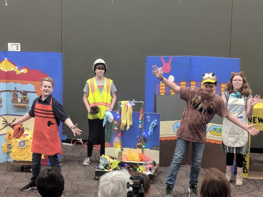 DTSOI at Odyssey of the Mind