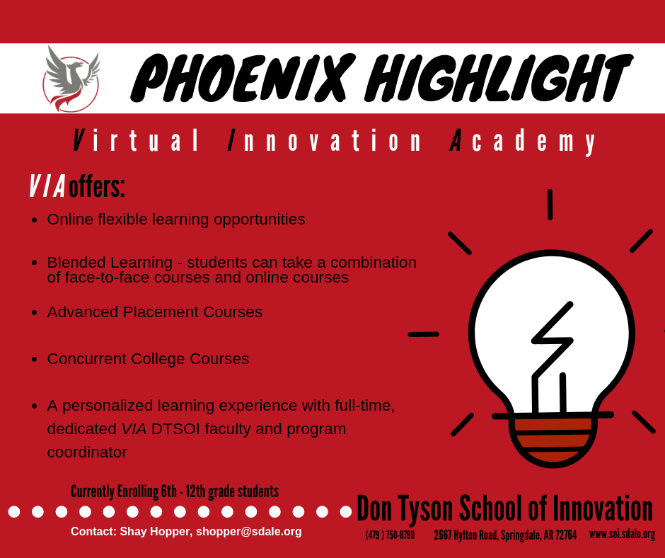 Phoenix Highlight Virtual Innovation Academy