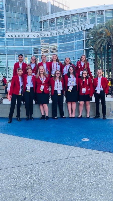 Central JH at FCCLA