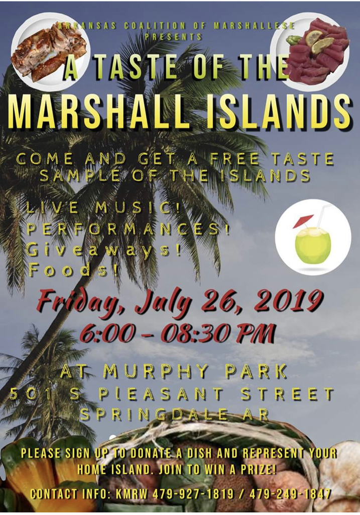 Marshall Islands Event
