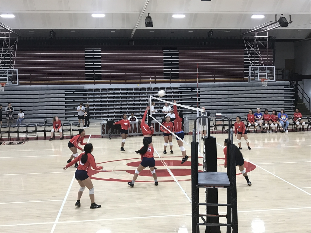 Volleyball Showcase 9th Grade Action