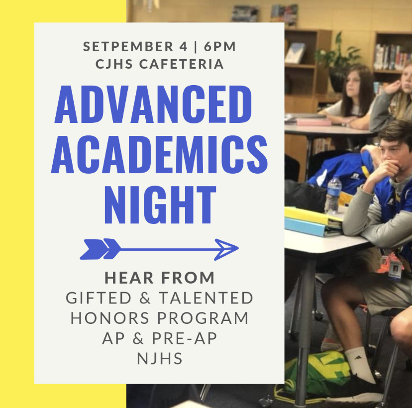 Advanced Academics Night