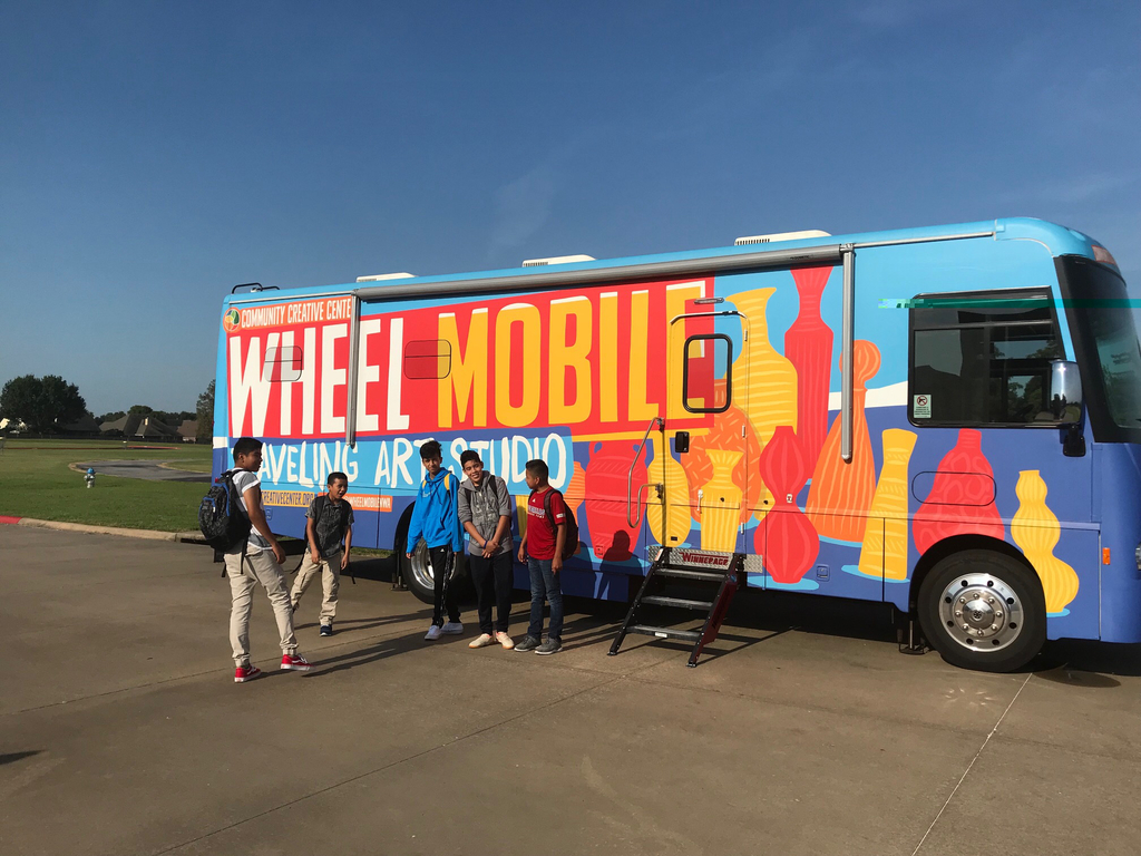 The Wheel Mobile Traveling Art Studio