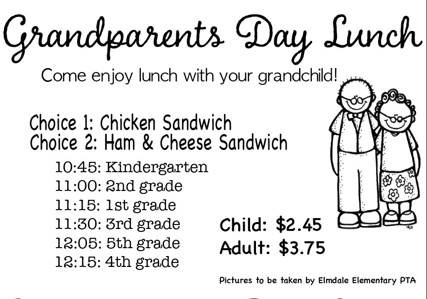 Grandparents Lunch