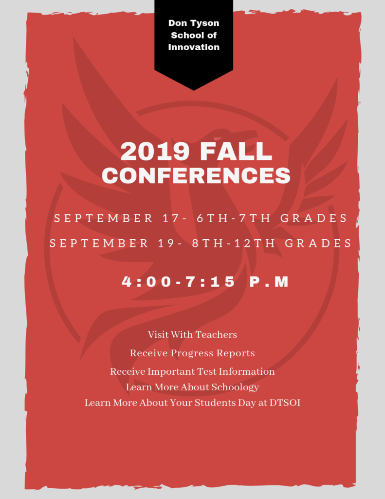 Fall Conferences 2019