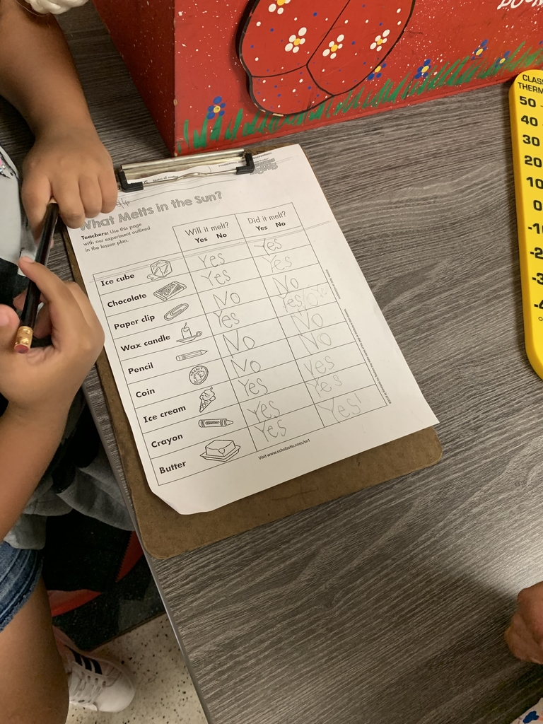 Our scientists are recording accurate data.