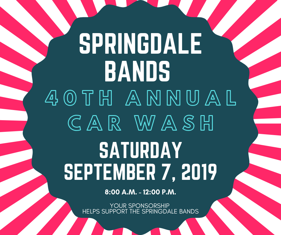 Springdale Bands Carwash