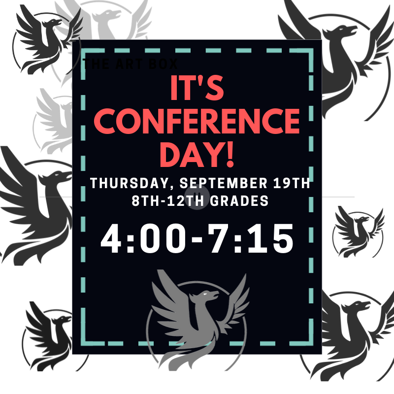 Conference Day Flyer